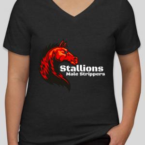 stallionstshirts black