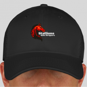 stalloins hat black
